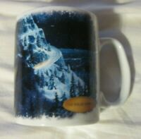 The Polar Express Morphing Mug Heat Sensitive/Changing -Trend Setters LTD EUC