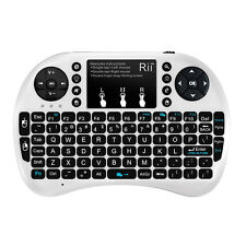 Rii mini i8+ smart TV Keyboard with touchpad BACKLIT for PC android box