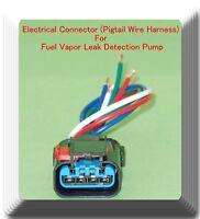 Electrical Connector of Fuel Vapor Leak Detection Pump LPD02 Fits:Chrysler Dodge