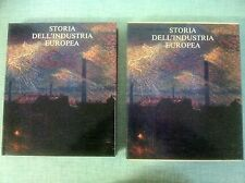 Storia dell'industria Europea Ed.Etas 1981