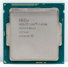 Intel Core i7-4790K Devil's Canyon Quad-Core 4.0 GHz LGA 1150 88W Desktop CPU