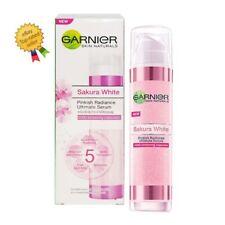 Garnier Sakura White Pinkish Radiance Glow Skin Care Silky Rich Face Serum 50ml