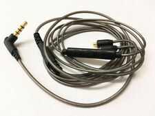 Replacement Cable for Shure SE215 SE425 SE535 SE846 UE900 With Mic for iPhone