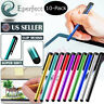 10pcs Touch Screen Pen Stylus Universal For iPhone iPad Samsung Tablet PC Pencil