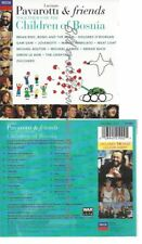 CD--Pavarotti & Friends Together For The Children Of Bosnia