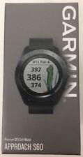 New in Box Garmin Approach S60 Premium GPS Watch Black