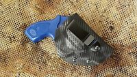 Gunner's Custom Holsters IWB Concealment fits Kimber K6s customize YOUR holster