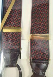 Pelican Mens New Suspenders 1 1/2 Inch Wide,  Button Loops, Y Style