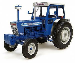UH2798 - Tracteur FORD 7000 avec Cabine -  -