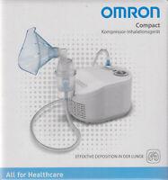 OMRON Kompressor-Inhalationsgerät Compact C101 - PZN 15266672 - neu&OVP v.med.FH