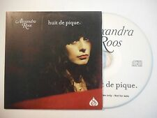 ALEXANDRA ROOS : HUIT DE PIQUE ▓ CD SINGLE PORT GRATUIT ▓