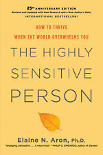 The Highly Sensitive Person by Elaine N. Aron Phd