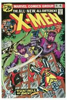 Uncanny X-Men #98, FN+ 6.5, Storm, Wolverine, Cyclops, The Sentinels!