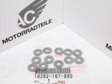 Honda CB 750 Four K2 - K6 Wärmedichringe Set for Heat Protection Plate Packing