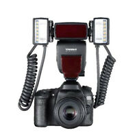 Yongnuo YN-24EX TTL LED Macro Flash Speedlite for Canon 750D 650D 60D 70D 7DII