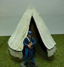 Diorama Accessoires Américain Guerre Civile Tente,1/32,1/35 Bell Tente