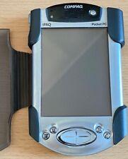 Compaq iPAQ 3910 Pocket PC + Zubehör, Windows, USB PDA