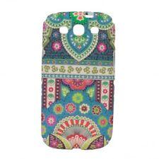 Oilily Cas De Téléphone Portable Winter Ovation Samsung Galaxy SIII Case Indigo