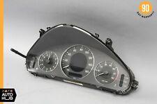 03-06 Mercedes W211 E350 E500 Instrument Cluster Speedometer 2115406811 OEM 151k