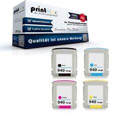 4x cartuchos para HP Officejet Pro 8000 sin hilos 8500a Plus PR Quantum Pro
