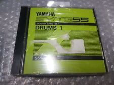 Yamaha SY/TG 55 Card Set-Drums 1-NEW Old Stock