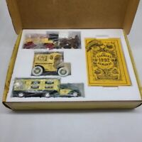 Old Farmers Almanac 1792 -1992 Anniversary Classic Truck Bank Collection Vintage
