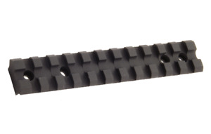 """UTG Ruger 10/22 to Picatinny Rail Adapter 4.7"""" MNT-22TOWL -NEW-"""