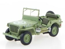 Jeep Willys C7 US militaire army 1944 véhicule miniature 86307 Greenlight 1:43