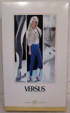 Versus Versace Barbie Doll Designer Gold Label B9767 2004 Mattel CoA NRFB NR