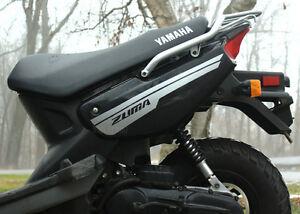 Zuma Body Decals - Fits Yamaha Vinyl Graphic Kit Sticker cc moped scooter BWS