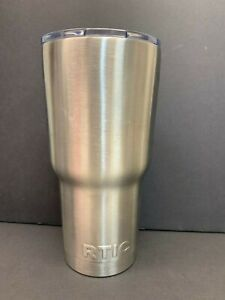 30oz RTIC Stainless Steel Tumbler.. Never Used Free Shipping