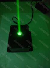 New 100mW Green Laser Man Show Foot dance laser Cool DJ Equipment Fat Laser beam