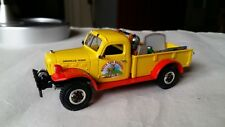 1/43 MATCHBOX COLLECTIBLES 1946 DODGE POWER WAGON WHITE TAIL YYM-38051