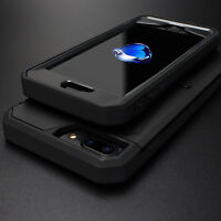 Apple iPhone 8 Case 8 Plus Waterproof Hybrid Shockproof Armor Heavy Duty Cover