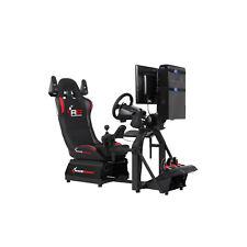 RaceRoom Renn - Simulator RR3055 + Lenkrad G920 + PC + Sound Game Seat, Rennsitz