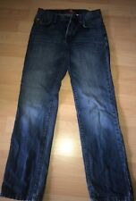 Hugo Boss jeans boys regular fit size 14 youth low $$