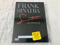 Frank Sinatra - A Man and His Music - V. 1 (DVD, 1999) NEW
