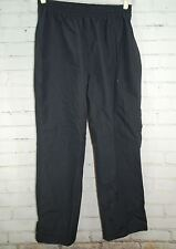 Cabela's Gore-Tex Shell Snow Ski Winter Pull-On Pants Black Women's Size Large