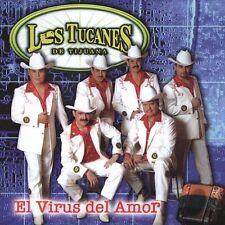 Tucanes De Tijuana : Virus De Amor CD