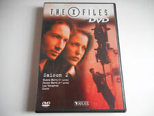 DVD - THE X FILES N° 8 SAISON 2 / EPISODES 5, 6,7,8 - EDITIONS ATLAS