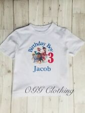 Unbranded Casual T-Shirts & Tops (2-16 Years) for Boys