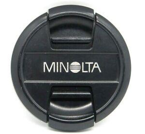 Minolta Genuine Original LF-1262 62mm Front Lens Cap Japan am162
