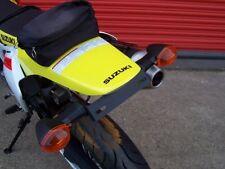 R&G Tail Tidy / Licence Plate Holder Suzuki DRZ400 2007 LP0018BK Black