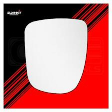 Heated Back Plate Commercial Replacement Mirror Glass - Summit SCG-07LBH