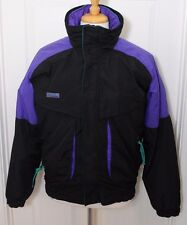 Mens COLUMBIA POWDER KEG 3 in 1 Ski Jacket Size Med Shell Liner