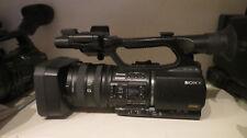Sony hvr-z5e HDV-mano-comerciante videocámara sólo 90 horas