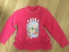 Oilily Girls Cotton Shirt long sleeves