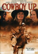 Cowboy Up (Kiefer Sutherland Daryl Hannah) New Region 1 DVD