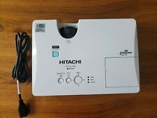 Hitachi CP-X2521WN LCD Projector 2700 Ansi Lumens HDMI VGA 3LCD