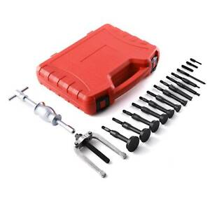 16Pcs Blind Hole Pilot Internal Extractor/Remover Bearing Puller Set with Case